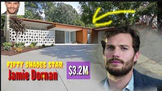 Fifty Shades Star Jamie Dornan's Glass Home in L.A - Newly Listed for $3.2M