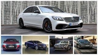 أفخم خمس سيارات سيدان في العالم 2018 Top five luxury cars