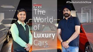The World of Luxury Cars   Exclusive Interview with Parvinder Singh Khurana