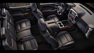 2019 GMC Yukon Denali Capability Full Size SUV Luxury Interior Exterior