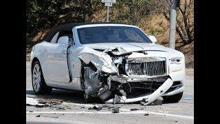 Most Expensive Car Fails, BEST OF LUXURY CAR CRASH Compilation