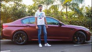 BMW M5 F90 - Practical Sports Car   Faisal Khan