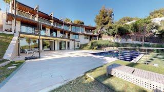 A luxury 7 Million euro sea & golf villa for sale in Bendinat, Mallorca´s most prestigious of areas