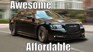 Affordable Luxury? Find Out Why The Chrysler 300 Should Be On Your Radar!