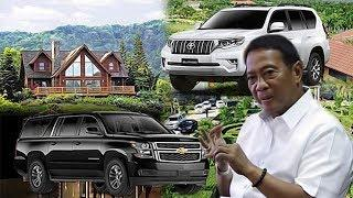 THE BILLIONAIRES LIFE LORD OF MAKATI JEJOMAR BINAY NET WORTH FAMILY MANSION HACIENDA LUXURY VEHICLE