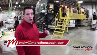 At Work on Luxury Coach 1299. Marathon Mondays w/Mal Ep.100