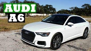 2019 Audi A6 Review | Luxury Sedan of the Decade?