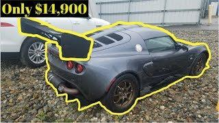Copart: This is what a $15,000 bid gets.. Iaai Samcrac, Goonzquad