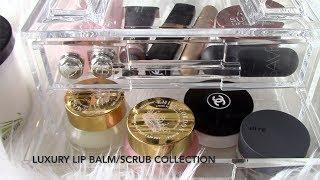 Luxury lip balm & lip scrubs review