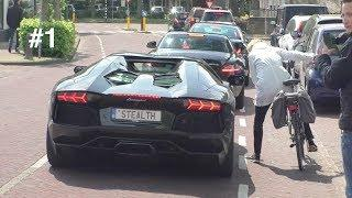 PEOPLE JEALOUS and ANGRY at SUPERCARS/EXOTIC CARS! COMPILATION #1