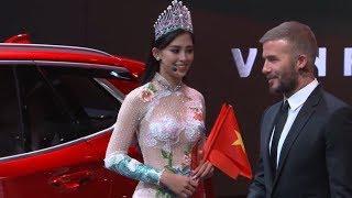 Vinfast Paris Motor Show Official - LUX A2 0 vs LUX SA2 0 Unveiling