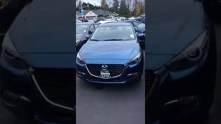 2018 Mazda 3 Chris