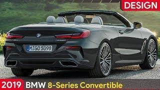 2019 BMW 8 Series Convertible ► Exterior & Interior Design