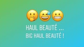 Haul Beauté : Green Jungle, Eminessences, Iherb ... Haul de fou ????