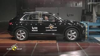 Audi Q3 Crash Test Euro NCAP | December 2018 Ratings