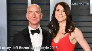 Luxury Jeff Bezos'@ Lifestyle 2018 ₹Amazon Owner