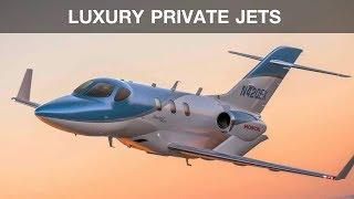 Top 5 Luxury Private Jets 2019 - 2020 ✪ Price & Specs 2