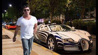Simon Cowell Luxury Lifestyle -2018
