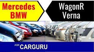 Mercedes, BMW in 3 Lakhs खरीदें या नहीं? Tips by CarGuru.