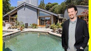 Danny McBride House Tour $2000000 Hollywood Hills Luxury Lifestyle 2018