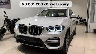 BMW X3 G01 30d xDrive Luxury Локальной сборки 2019