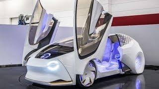 Top 12 Innovative  Concept Cars For The Future