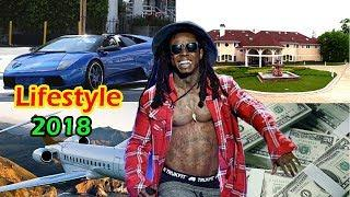 Lil Wayne's Luxury Lifestyle 2018