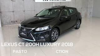 Lexus CT200h Luxury Hybrid - 2018
