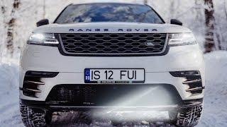 LAND ROVER   RANGE ROVER VELAR   Diesel V6 3.0 300CP 700NM   Review Auto #rangerover #velar #review