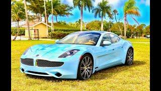 2019 KARMA Revero. Car Reviews Unplugged