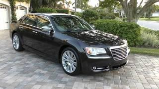2013 Chrysler 300C V6 Luxury Review and Test Drive by Bill - Auto Europa Naples