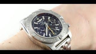Breitling Chronomat 44 Limited Edition AB01146B Luxury Watch Review