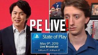 PE LIVE! - ProJared Controversy | Nintendo E3 2019 | State of Play + Q&A!