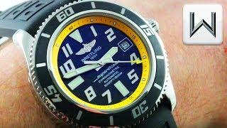Breitling SuperOcean 42 (A1736402/BA32) Luxury Watch Review