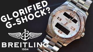 BREITLING AEROSPACE | More Than JUST a Luxury G-Shock?