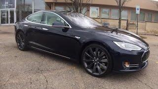 2013 Tesla Model S Milwaukee, WI, Kenosha, WI, Northbrook, Schaumburg, Arlington Heights, IL 4508