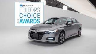 2019 Honda Accord: The Best Sedan | 2019 Edmunds Editors' Choice