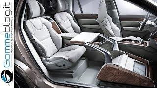 2019 Volvo XC90 Excellence INTERIOR - Best 2018 TOP Luxury SUV ?