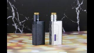 LUXOTIC MF BOX: How to change to a squonk mod?