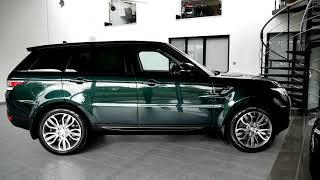The Leven Car Company - Range Rover Sport HSE