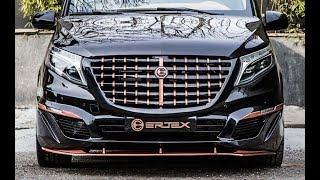 Ultra Luxury - 2018 Mercedes V-Class - Ertex | 2018 Mercedes tuning