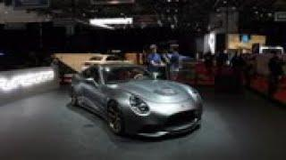 Electric cars and luxury rides set to shine in Geneva