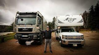 The Most Scenic Drive In The WORLD ?   Luxury RV Living