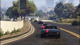 Luxury Cars Meet - Grand Theft Auto V