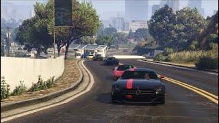 Luxury Cars Meet - Grand Theft Auto V