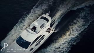 Luxury Yachting - Luxury Lifestyle Series at Private Concierge Scotland