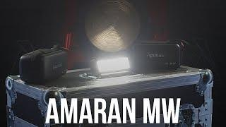 Introducing the Amaran MW