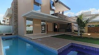 Casa Térrea Luxuosa no Condomínio Jardins Milão em Goiânia - Luxury Listings Brazil