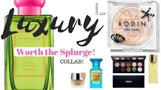 ????LUXURY PRODUCTS...Worth the Splurge | Collab with Jill E Crist | Allison Chase ????