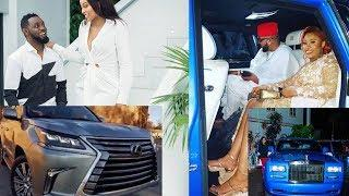 6 Nigerian Celebrities That Bought Luxury Cars As Gift For Their Wives/Girlfriends In 2018